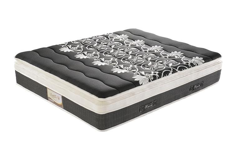 Custom spring mattress with memory foam top top manufacturers-2