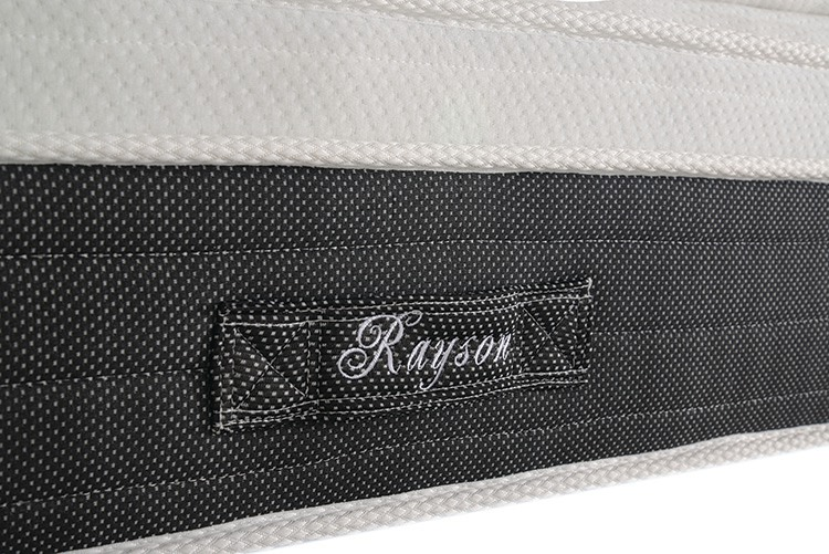Rayson Mattress-Pillow top euro top 14 inch coil spring mattress-2