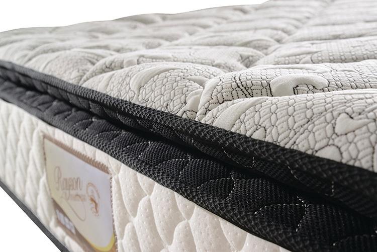 Rayson Mattress-Hot selling pillow top king pocket spring mattress-5