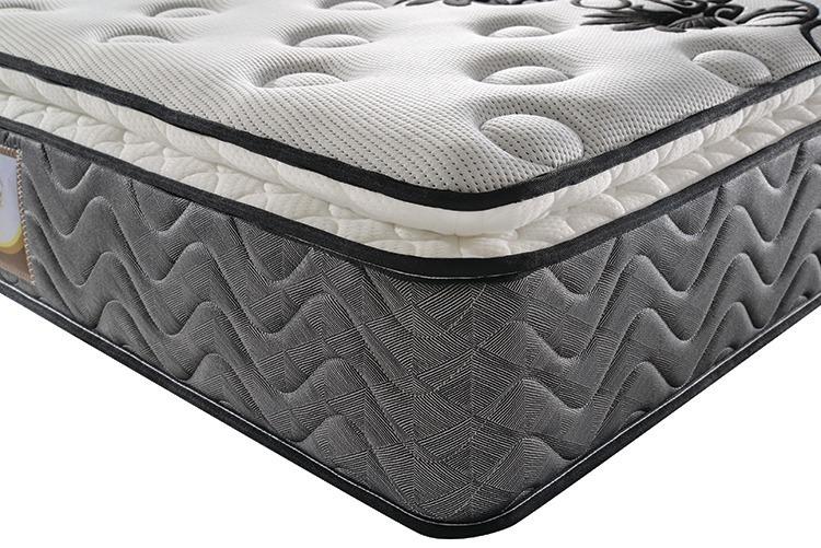 Rayson Mattress-3 zones pocket spring latex mettress for hotel-5