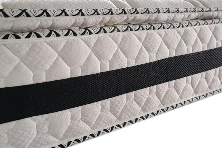 Top innerspring mattress with memory foam top mattress Supply-4
