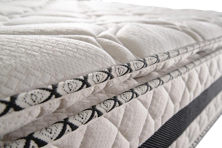 Top innerspring mattress with memory foam top mattress Supply-5