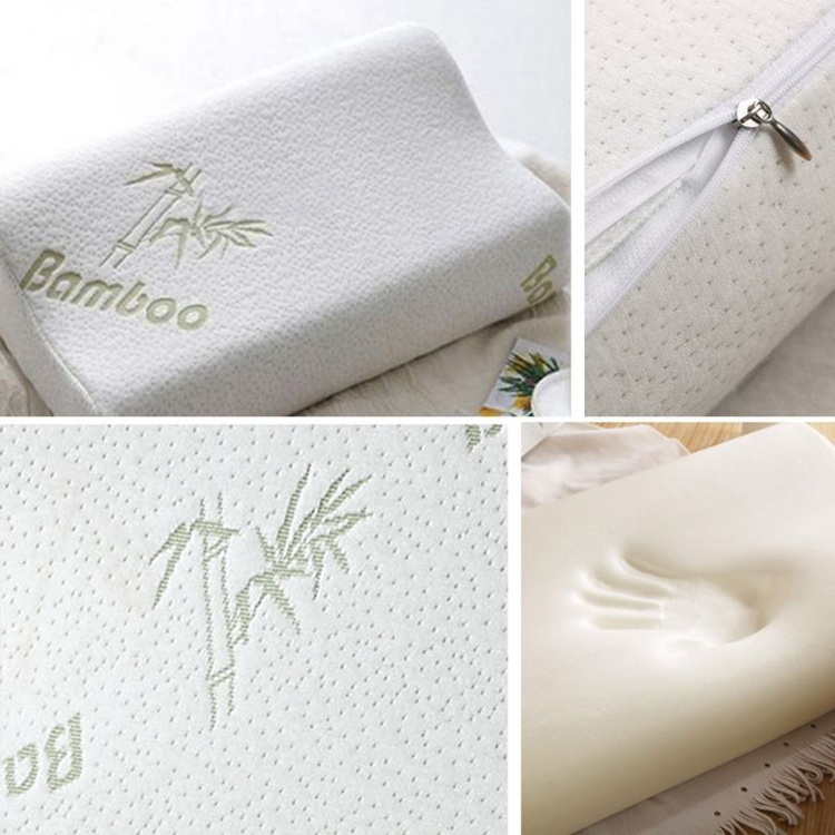 Custom memory foam pillow cover high quality manufacturers-3