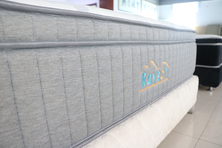Rayson Mattress-Five star hotel pocket spring mattress king latex-2