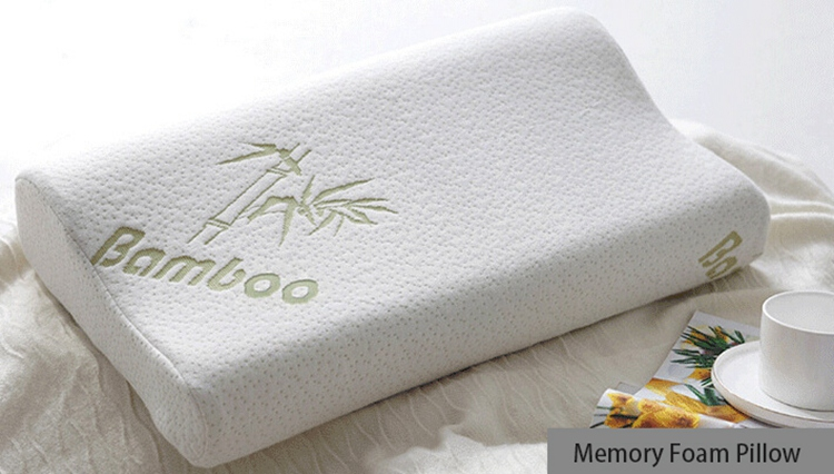 Rayson Mattress high grade gel top memory foam pillow manufacturers-2