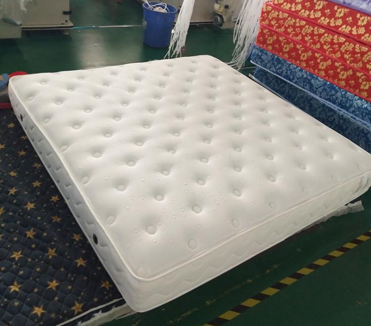 Top memory foam mattress no springs pocket Supply-1