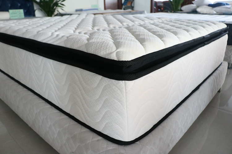 New hotel bed comforter mattress Supply-4