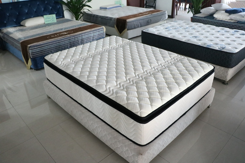 New hotel bed comforter mattress Supply-5