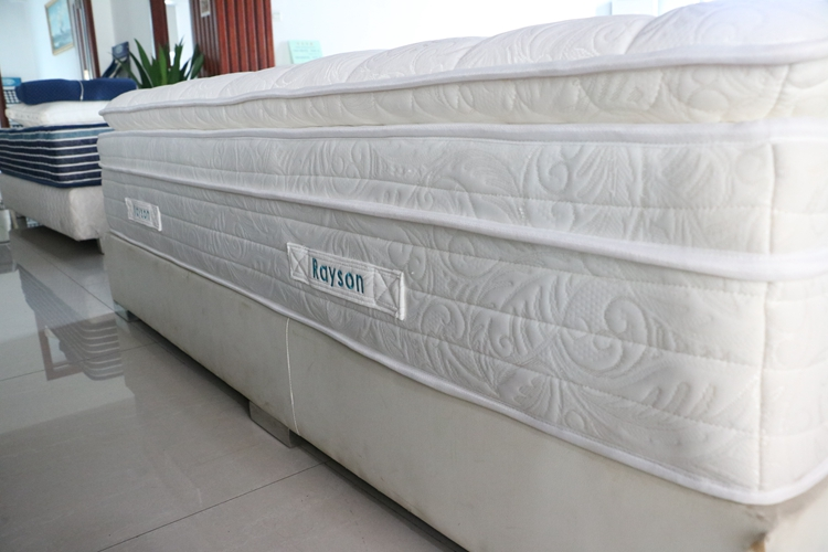 Rayson Mattress-Cheap high grade pocket spring mattress king and single size-2