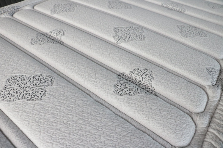 Rayson Mattress-Pocket coil box spring mattress king size firm euro top-4