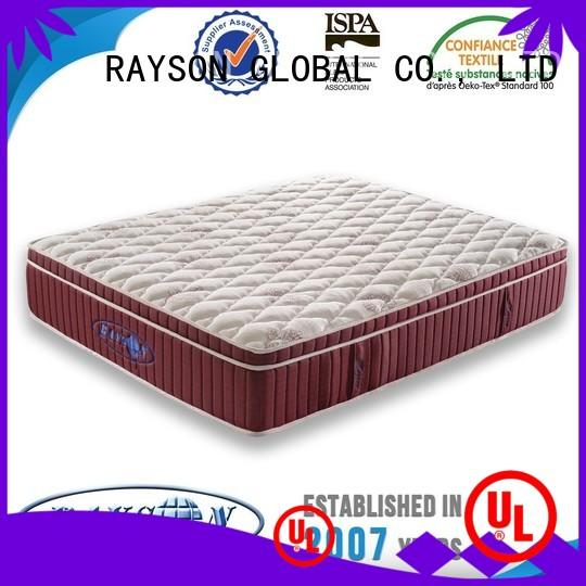Top hotel bed at home mattress Supply
