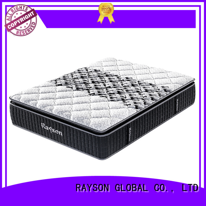 Rayson Mattress High-quality memory foam pocket spring mattress Suppliers