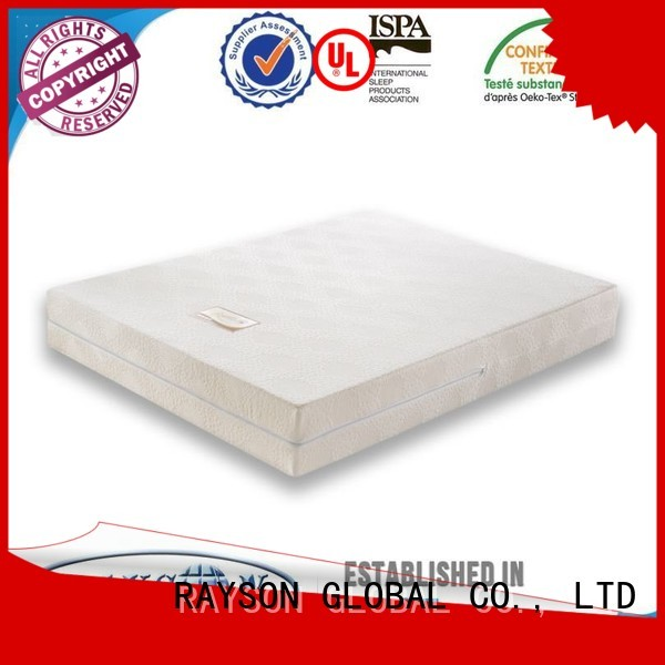 Rayson Mattress Top visco foam mattress manufacturers