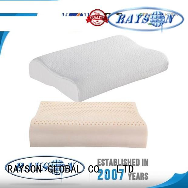 Rayson Mattress customized foam pillow allergy Suppliers