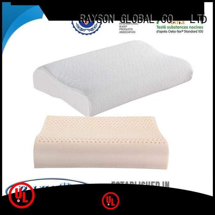 Rayson Mattress Best equinox memory foam pillow Suppliers