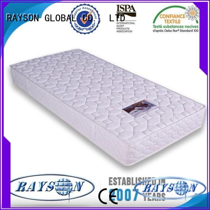 products pocket sprung and foam mattress offer mattess Rayson Mattress company
