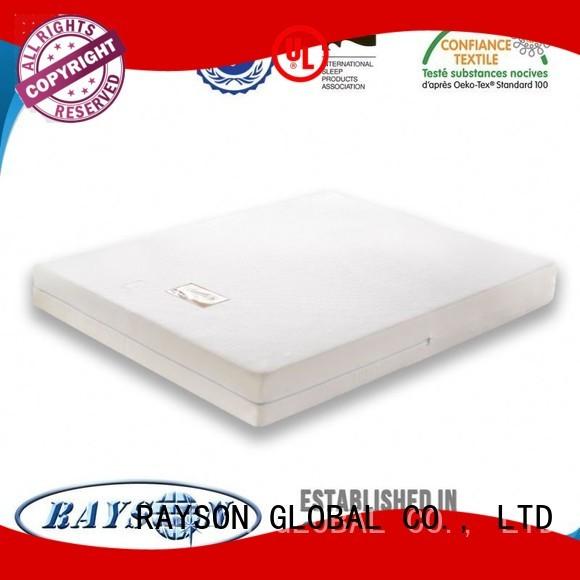 Quality Rayson Mattress Brand night memory foam mattress and bed