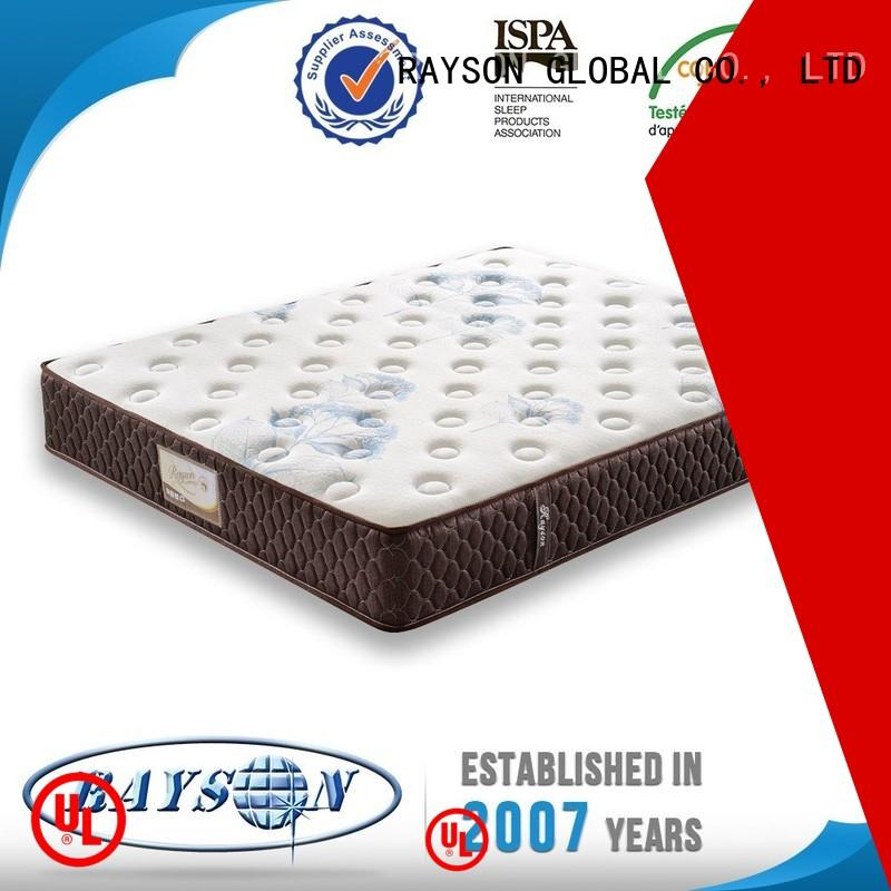 Rayson Mattress Top bed hotel Suppliers