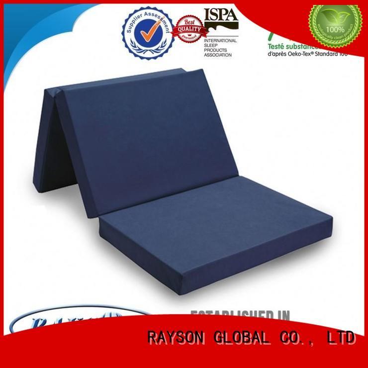 highest shape five flex foam mattress Rayson Mattress