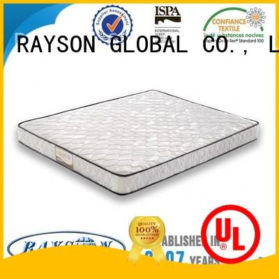 Rayson Mattress customized most durable mattress Supply