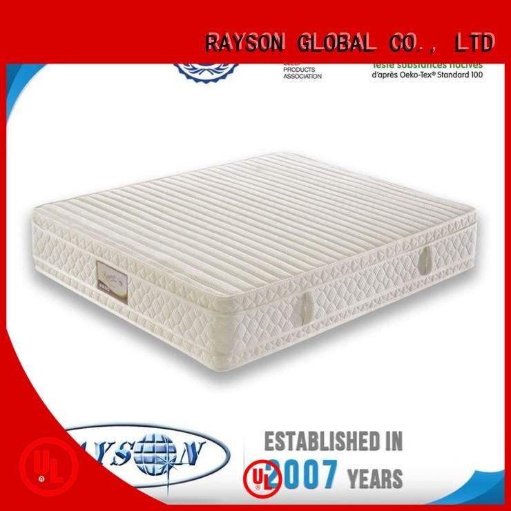Rayson Mattress Custom kluft mattress Supply