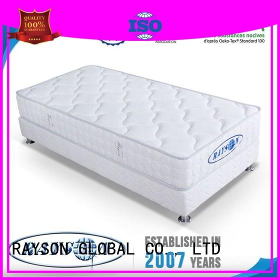 memory foam and coil spring mattresses adults stand mini Rayson Mattress Brand