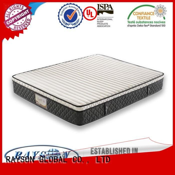 Rayson Mattress High-quality pocket sprung double mattress best price Supply
