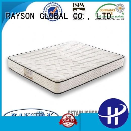 Rayson Mattress Custom vacuum packed king size mattress Supply