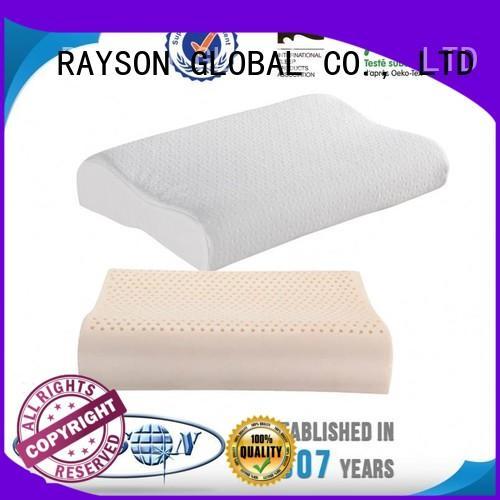 beach hr barcelona best latex pillow 2018 names Rayson Mattress