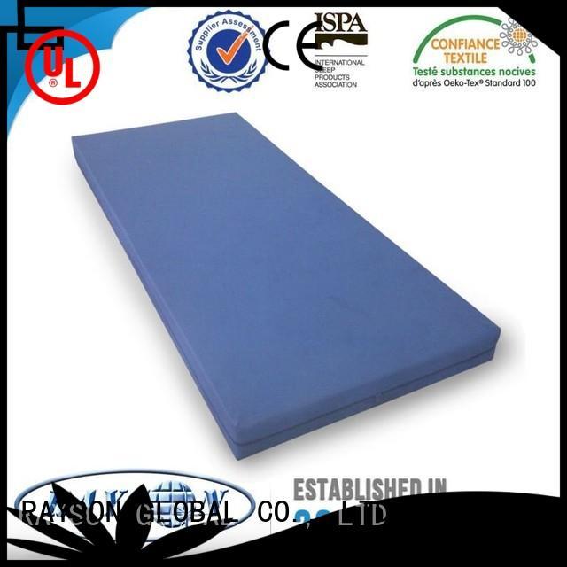 Quality Rayson Mattress Brand talalay coil flex foam mattress