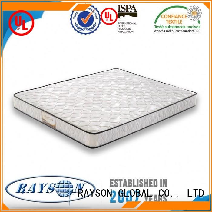 Rayson Mattress New mattress coil types Supply