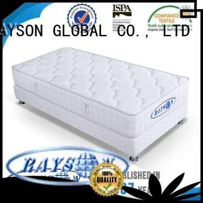 polystyrene sell flower continuous spring mattress Rayson Mattress Brand