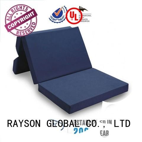 Rayson Mattress Top non flame retardant mattress manufacturers