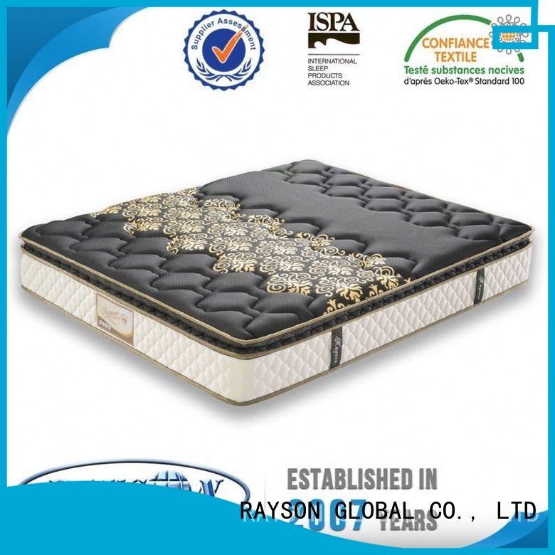 compress double bonnell memory mattress series for house Rayson Mattress