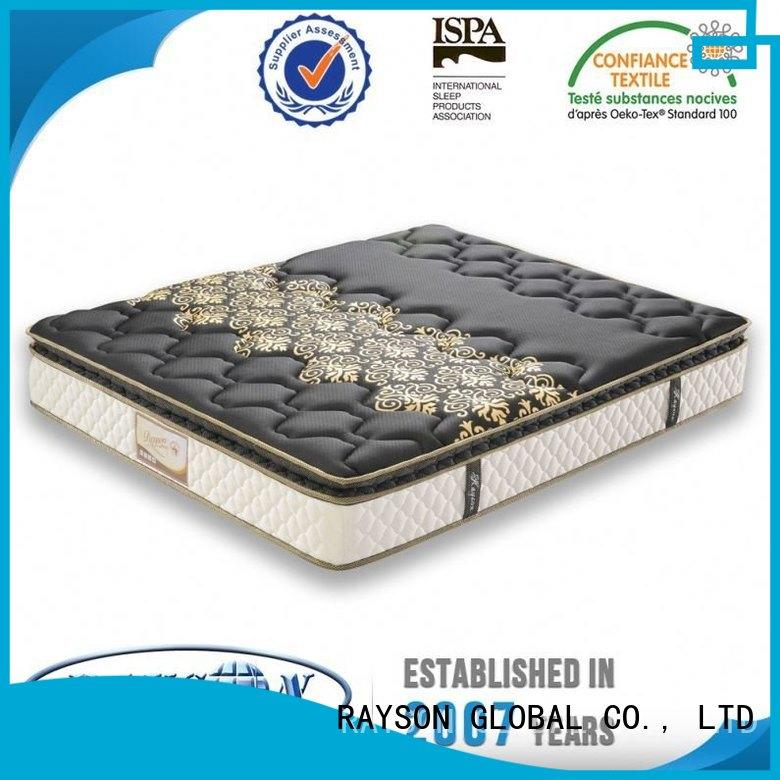 compress double bonnell memory mattress series for house Rayson Mattress
