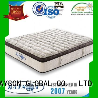 Wholesale the best spring mattress firm Supply