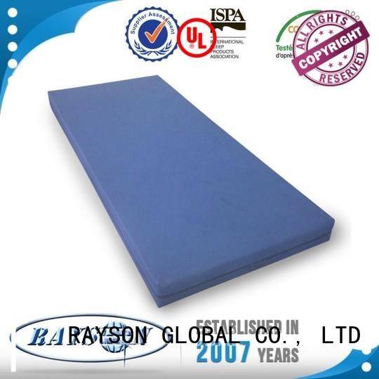 Rayson Mattress pack cheap polyurethane foam manufacturers