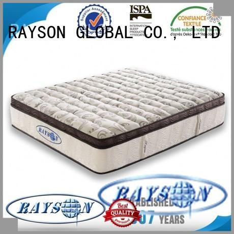 Hot star king size pocket mattress mexican Rayson Mattress Brand
