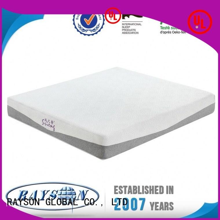 Rayson Mattress Wholesale foam mattress pad Supply