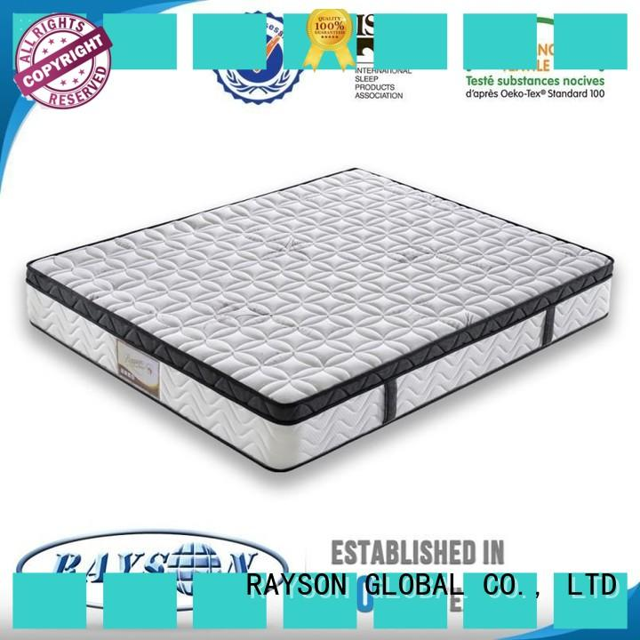 New spring foam mattress zones manufacturers