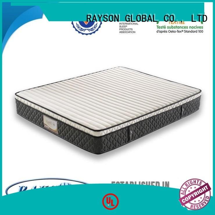 Rayson Mattress mattress king size rolled mattress manufacturers