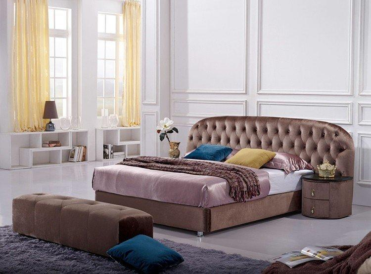 Top tall bed frame full high quality Suppliers-1