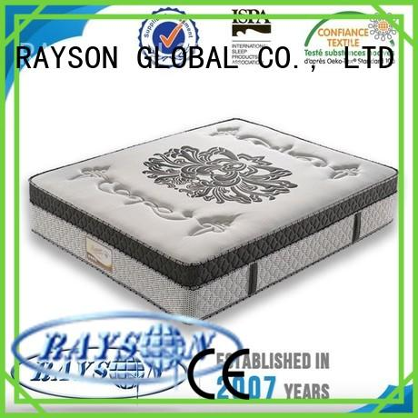 New double spring mattress encased manufacturers