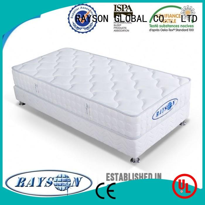 mattresses with continuous coils reasonable for home Rayson Mattress