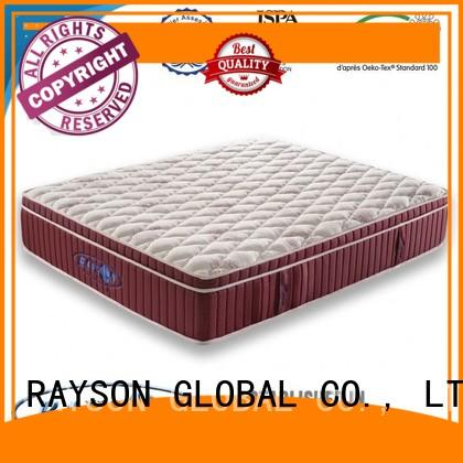 Rayson Mattress luxury w hotel mattress Supply