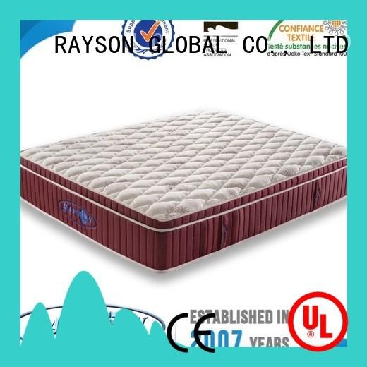 new pocket sprung mattress odm for house Rayson Mattress