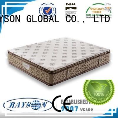 king size pocket mattress bedstock mite Rayson Mattress Brand company