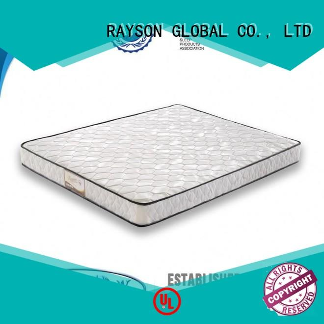 Rayson Mattress Top sleepwell pocket spring mattress review manufacturers