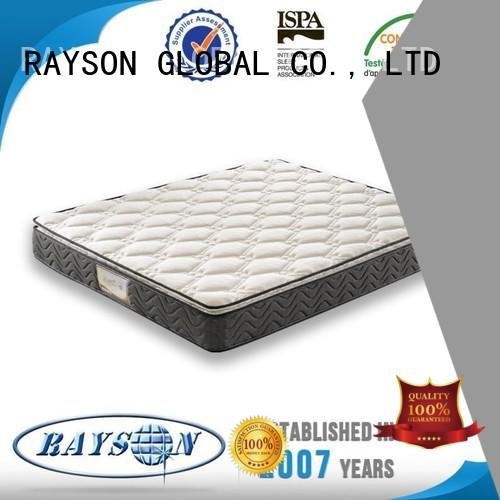 Rayson Mattress high grade spring bed price Supply
