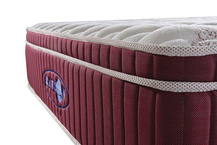 triangle tricot thickness pocket sprung and foam mattress mettress Rayson Mattress Brand